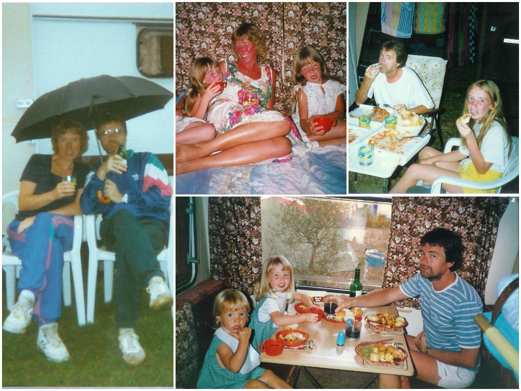 Benefits of Caravan Holidays - family bonding