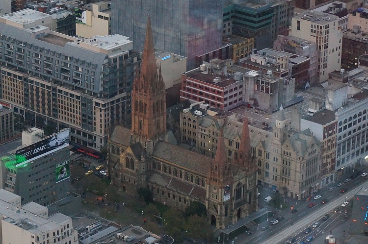 Things To Do in Melbourne - St Paul's Cathedral
