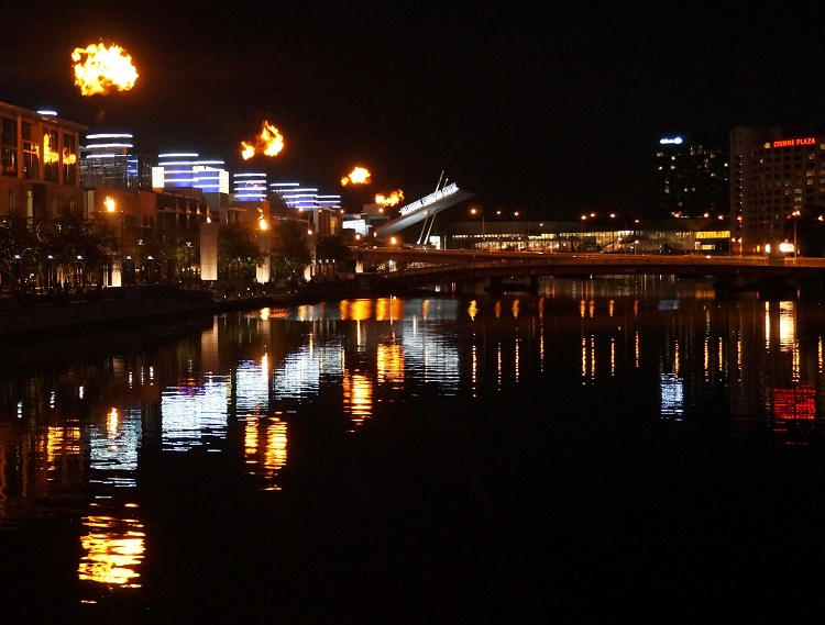 Things To Do in Melbourne - Fireball Display