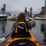 Melbourne Kayak Tours on the Yarra