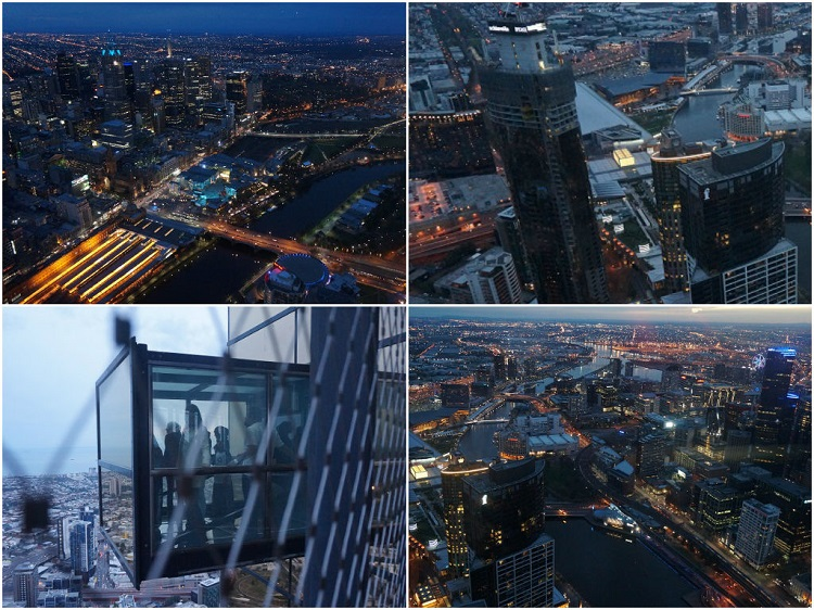 Things To Do in Melbourne - Eureka Skydeck 88