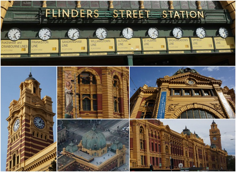 Things To Do in Melbourne - Flinders Street Station