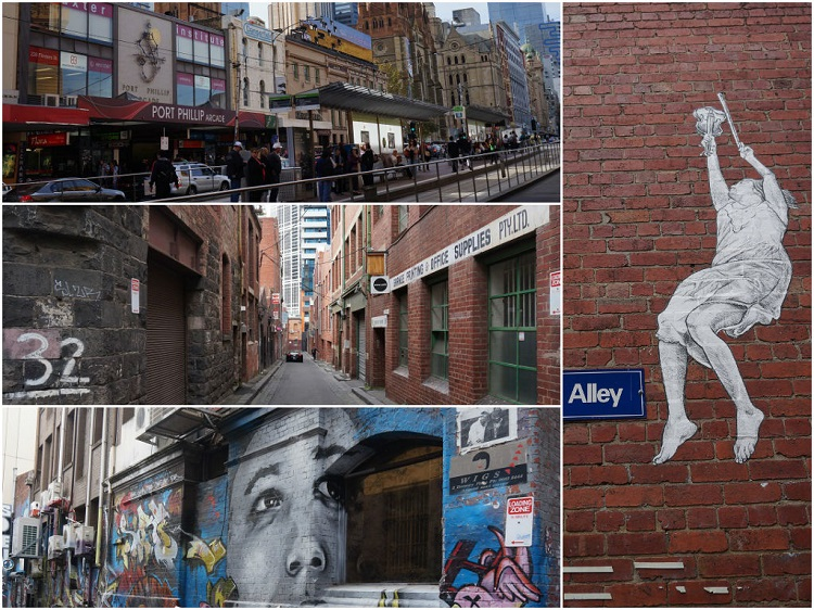 Things To Do in Melbourne - Laneways
