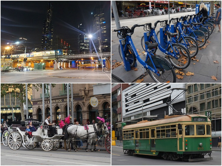 Things To Do in Melbourne - Transport