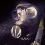 Night Diving on the Great Barrier Reef