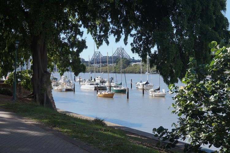 Things To Do in Brisbane - Riverside Walk