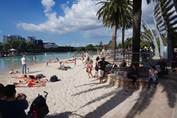 Things To Do in Brisbane - Artificial Beach