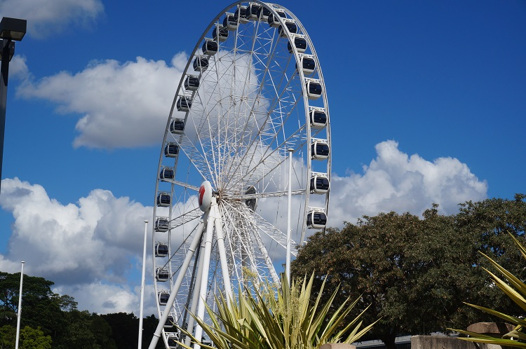 Things To Do in Brisbane - The Wheel