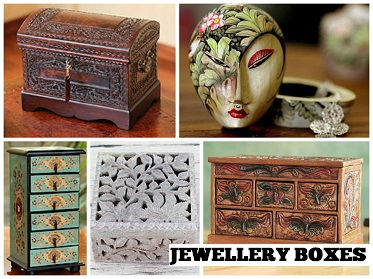 NOVICA Gift Card - jewellery boxes