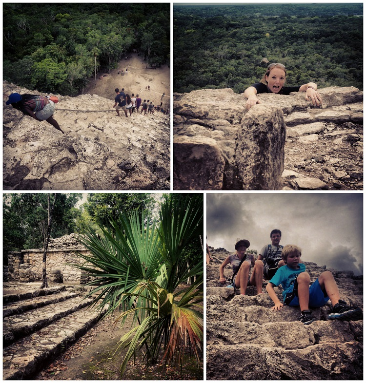 Best Ruins in Mexico - Coba