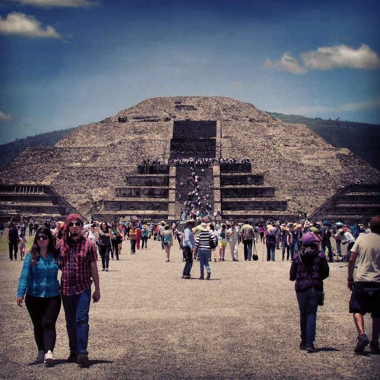 Best Ruins in Mexico - Teotihuacan