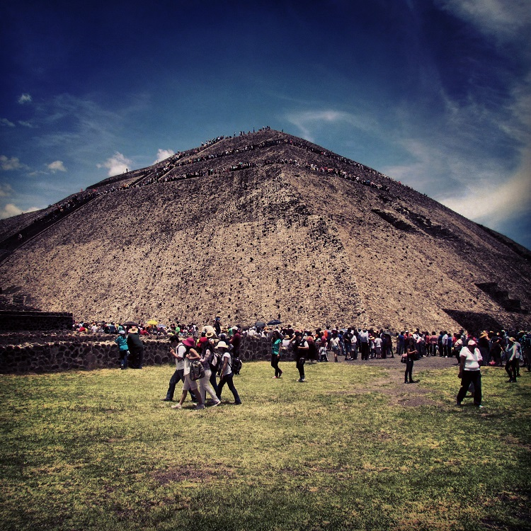 Thngs to do in Mexico City - Teotihuacan