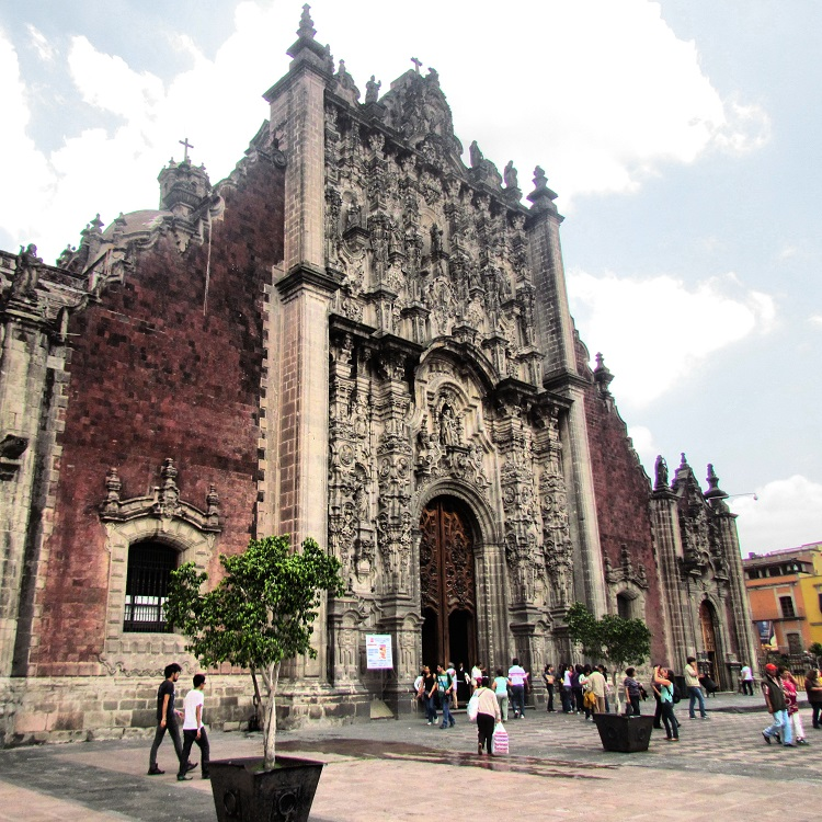 Things to do in Mexico City - Sagario de la Catedral Asuncion