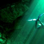 Cenote Diving in Mexico: the Pit and the Taj Mahal