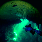Beyond Blighty Travel Destinations - Scuba Diving the Mexico Cenotes