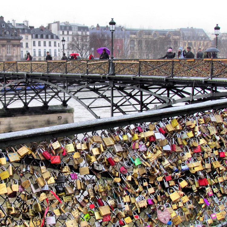 Paris - Pont des Arts