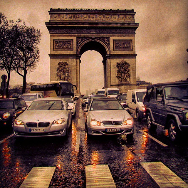 Rainy day in Paris paris france francais europe europeanencounter travelhellip