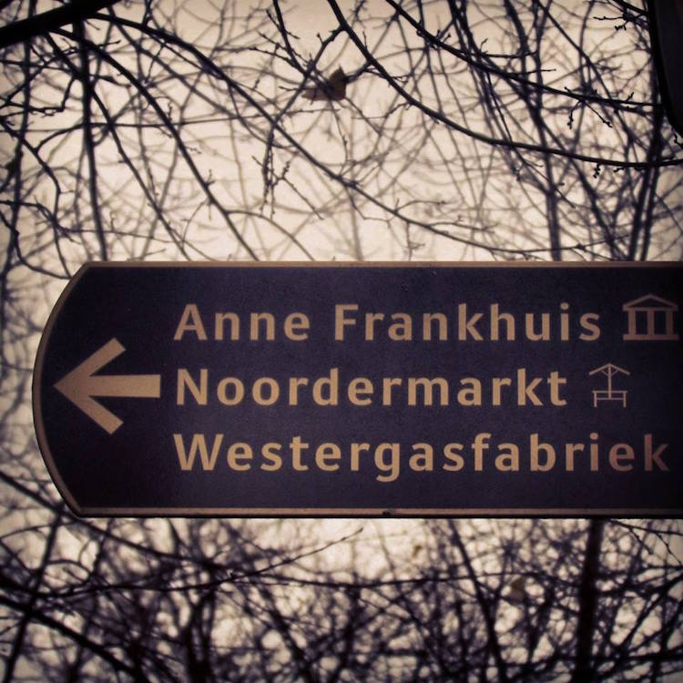 Weekend in Amsterdam - Anne Frank's House