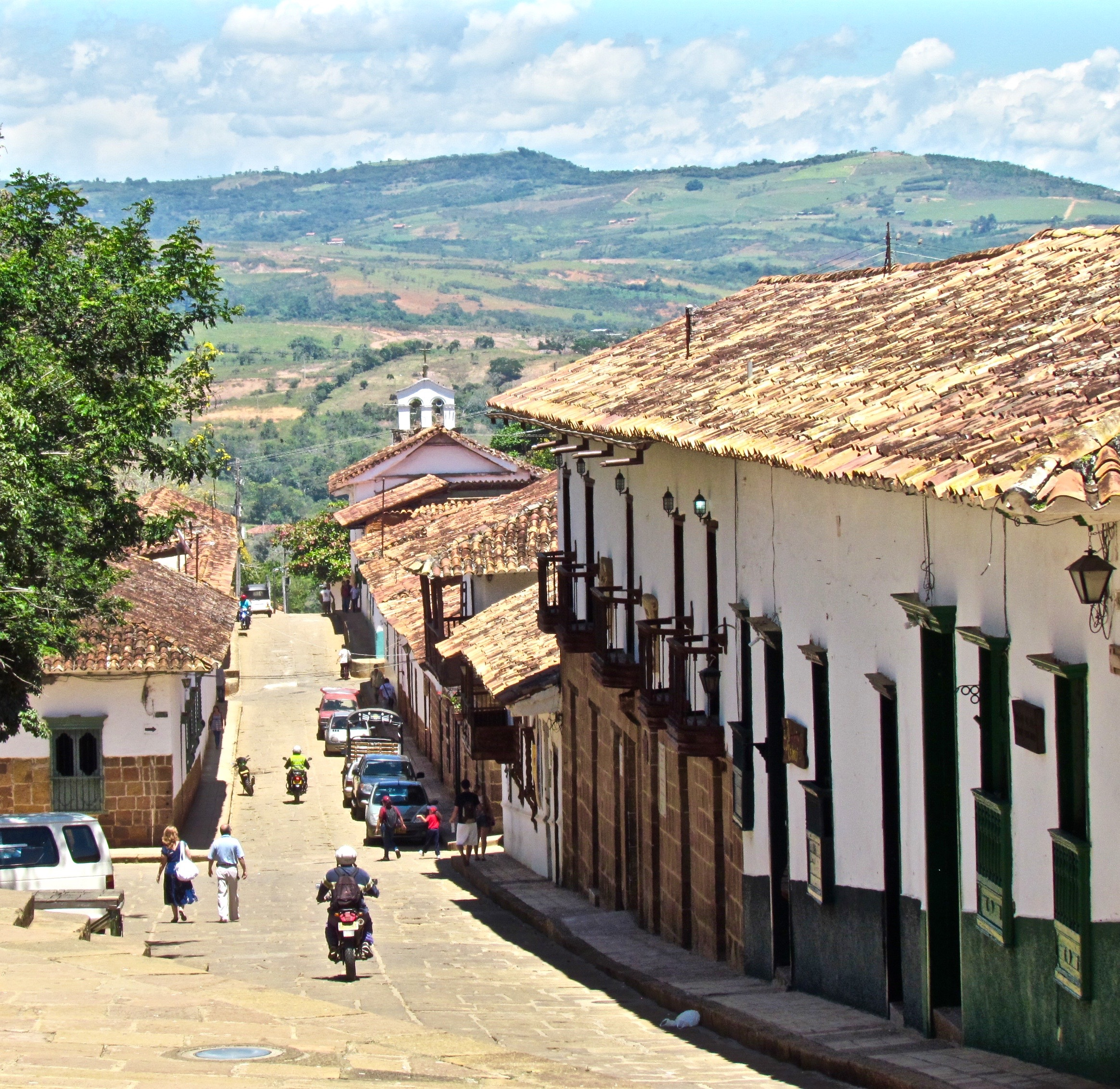 Best Colonial Cities in Latin America - Barichara, Colombia