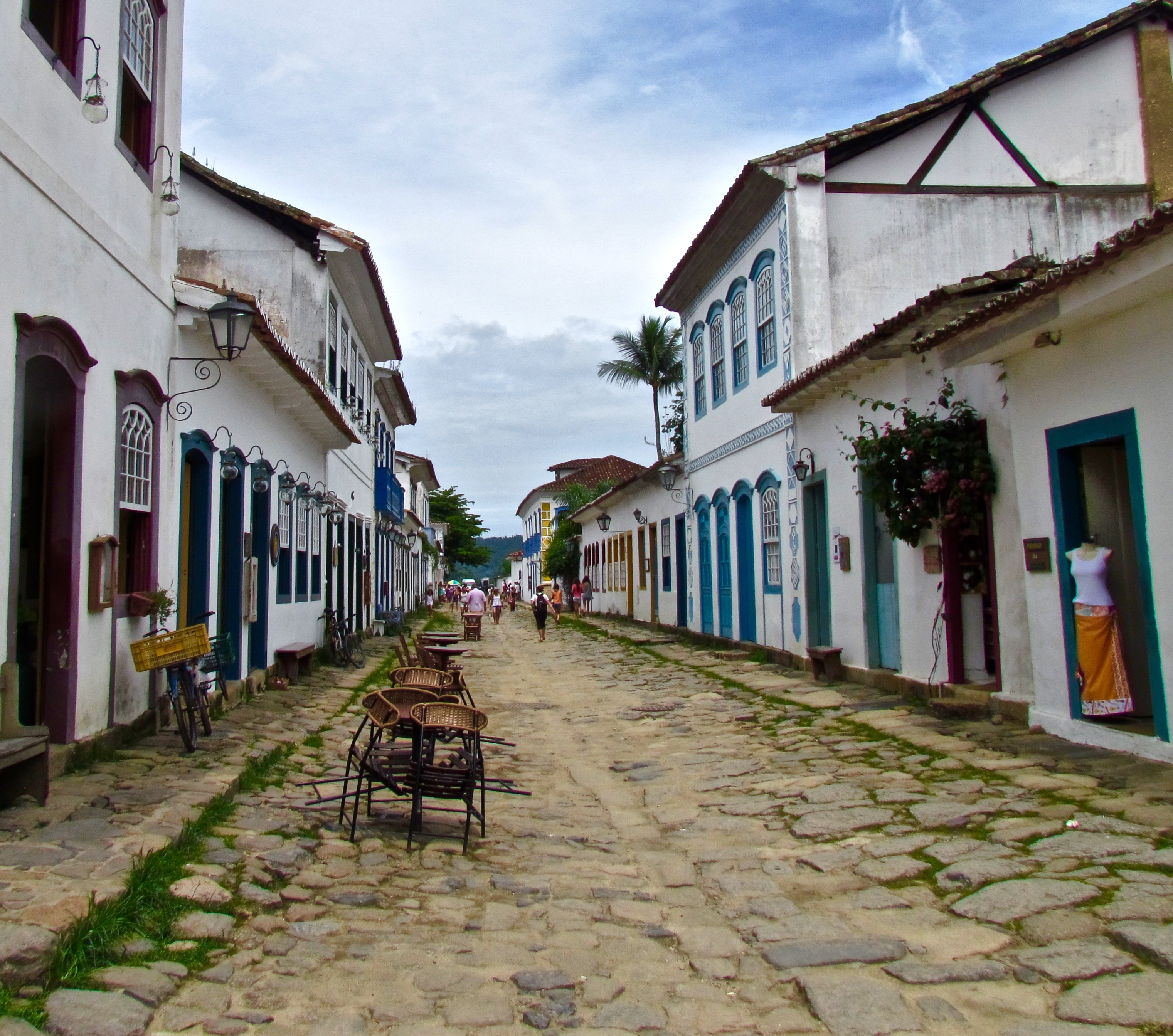 Best Colonial Cities in Latin America - Paraty, Brazil