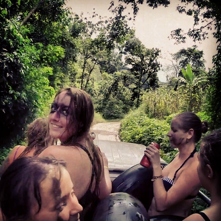 Semuc Champey, Guatemala - Riding Home