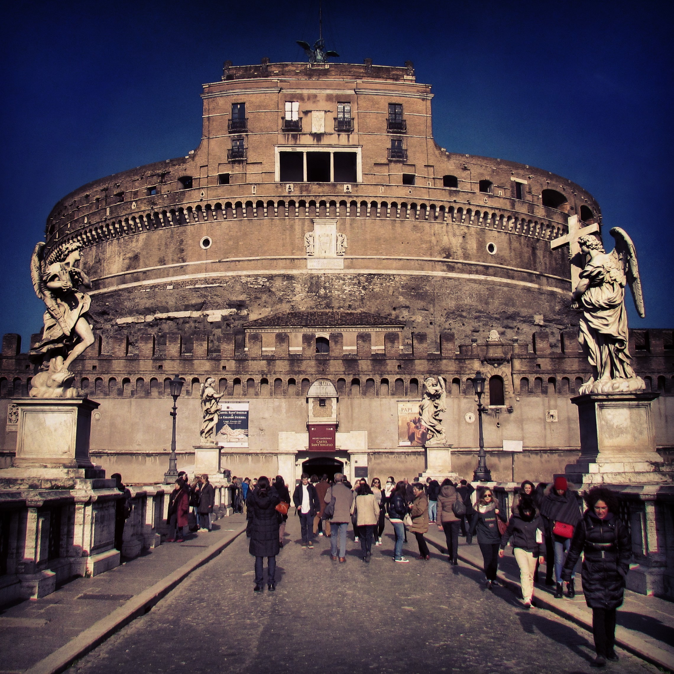 How to Spend a Day in Rome - Castel Sant'Angelo