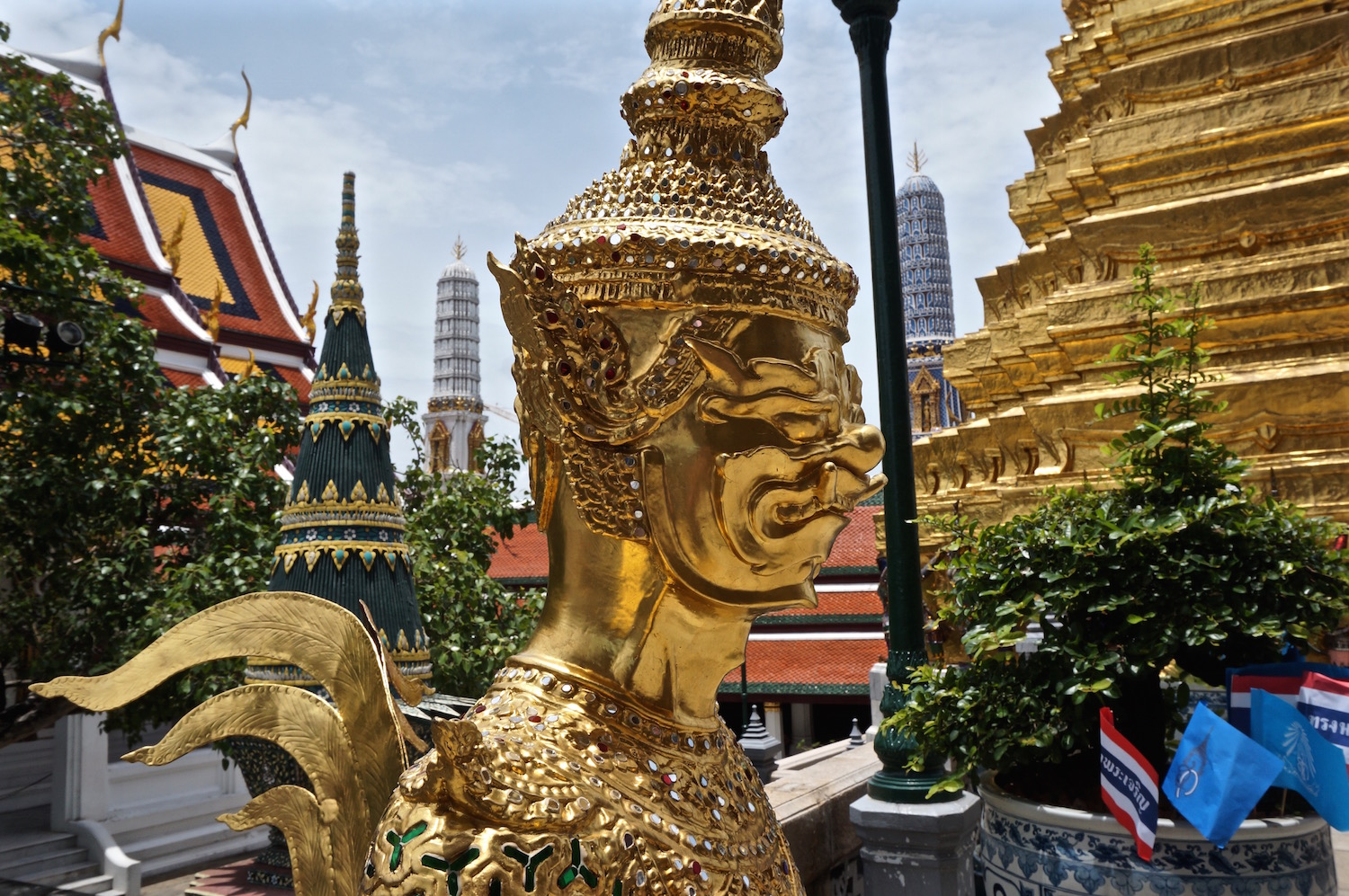 Tips on Visiting Bangkok - Grand Palace