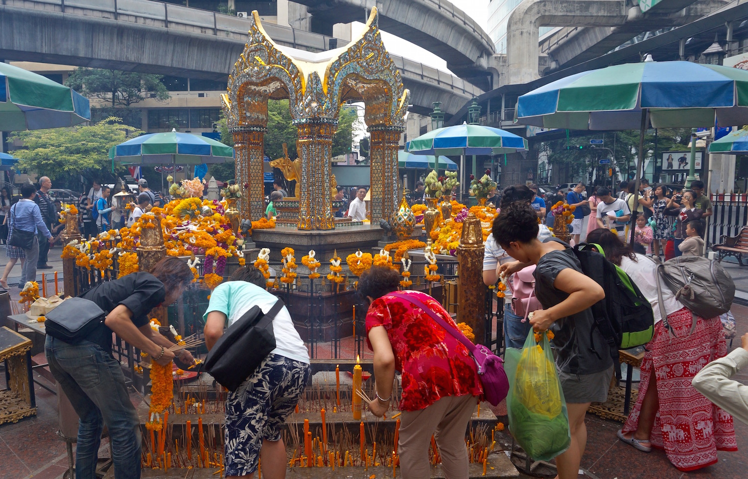 Bangkok Top 10 - Erawan Shrine