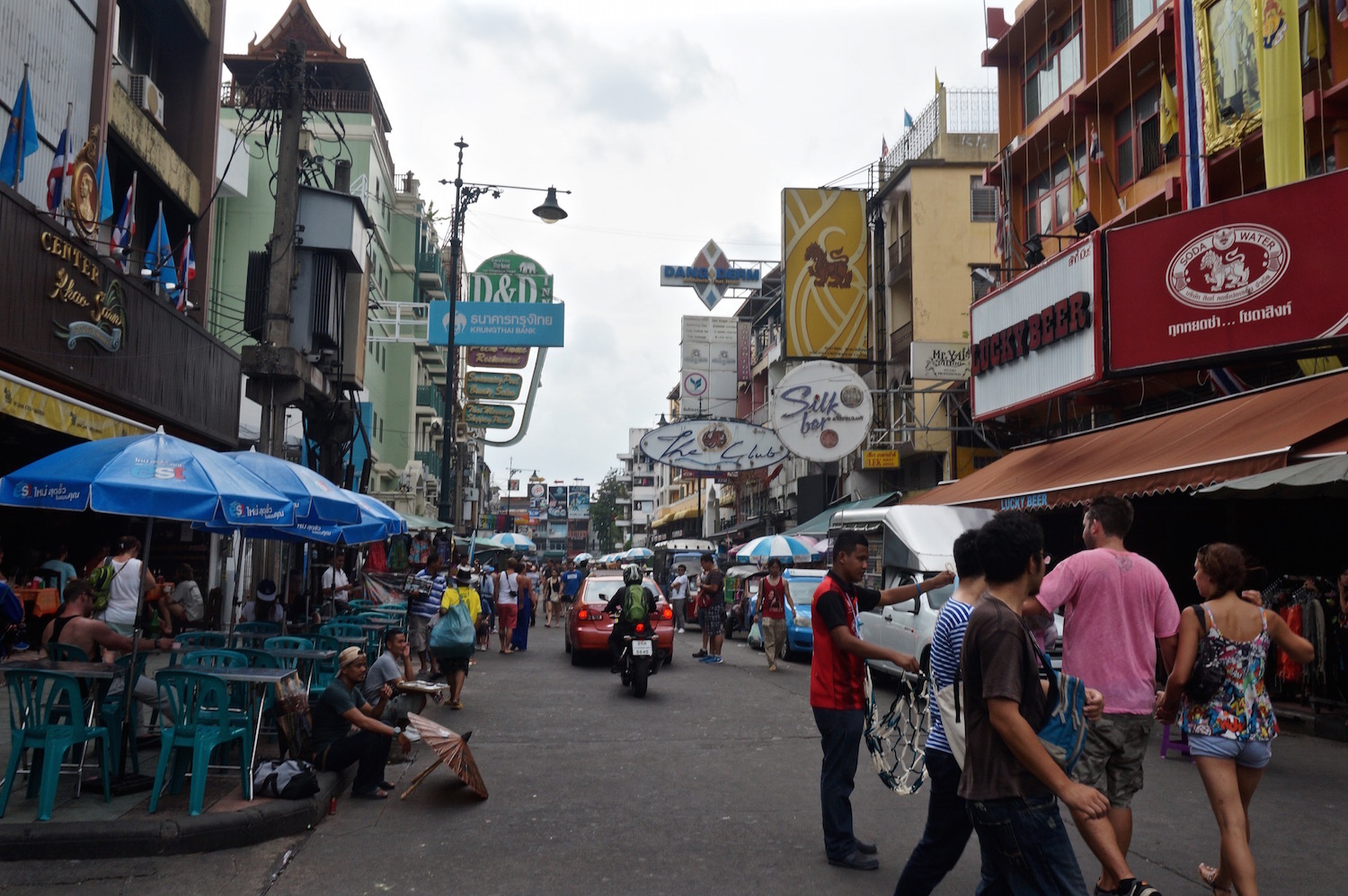 Bangkok Top 10 - Khao San Road