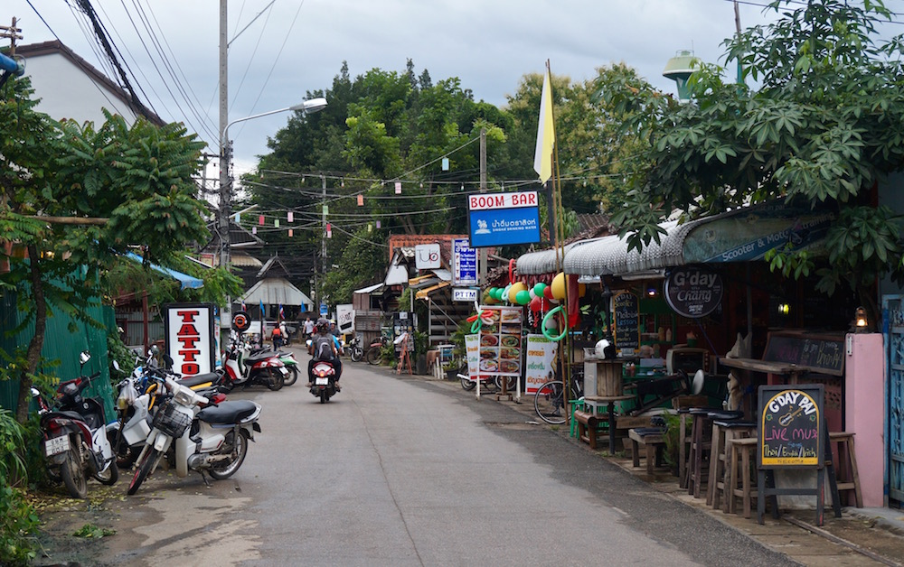 Visit Pai - the Main Town
