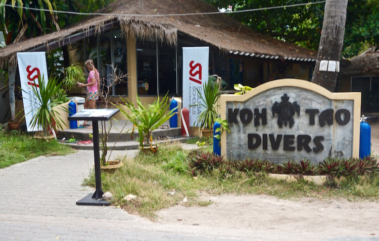 Rescue Diver Course - Koh Tao Divers