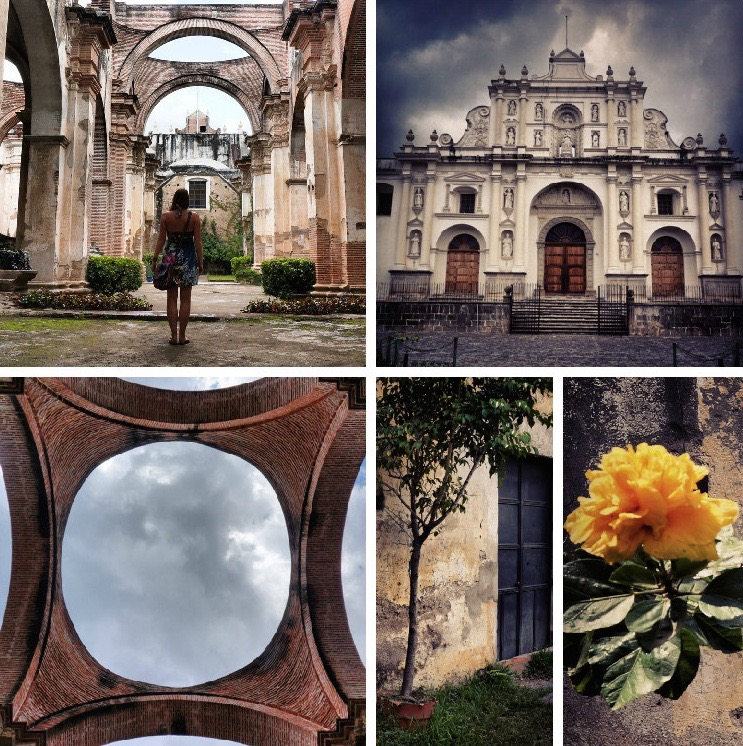 What to See in Antigua Guatemala - Parque Central