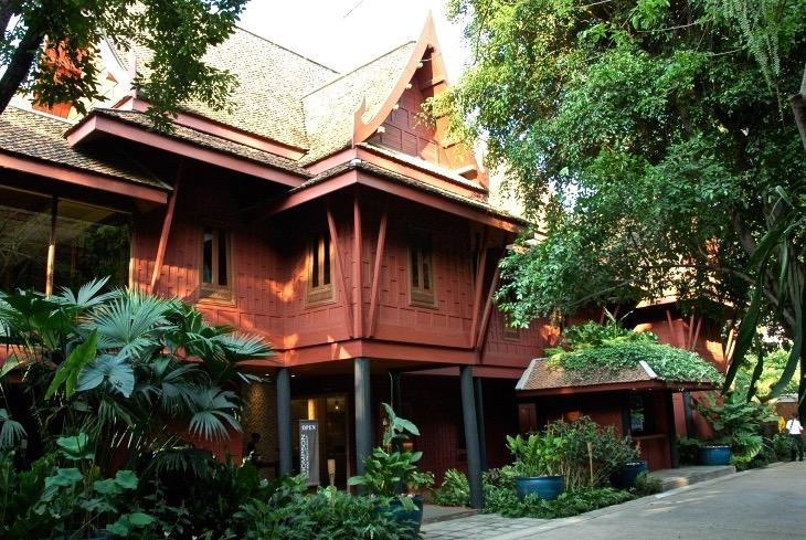 Bangkok Top 10 - Jim Thompson's House