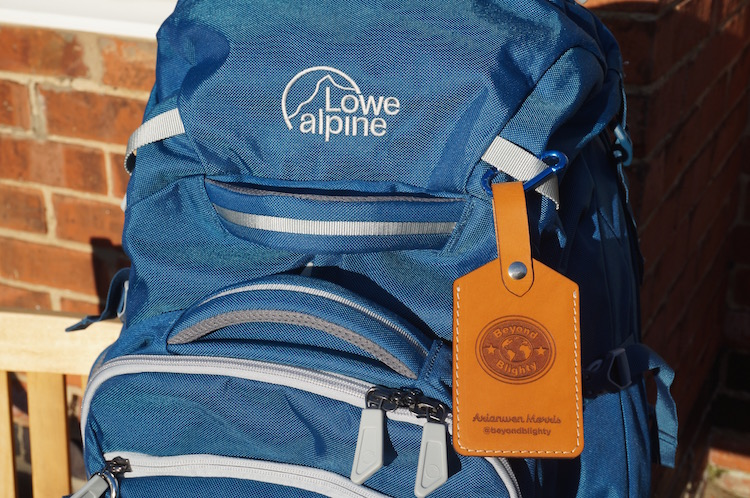 Best Travel Backpack for Long-Term Travel - Lowe Alpine AT Travel Trekker 70+30 - Nomad Travel - Beyond Blighty