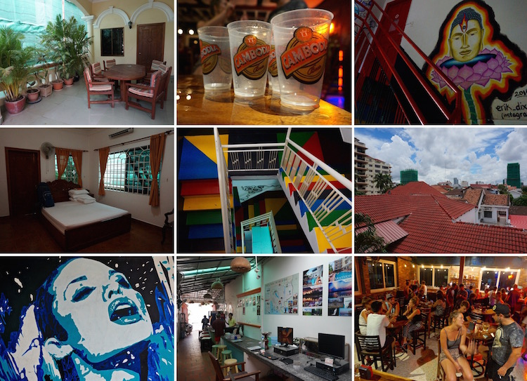 Mad Monkey Hostel Phnom Penh