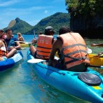 Kayaking and Snorkelling in Ang Thong National Marine Park
