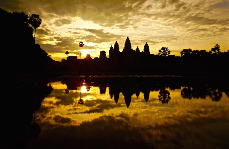 Tips on Visiting Angkor Wat - Angkor Wat Sunrise