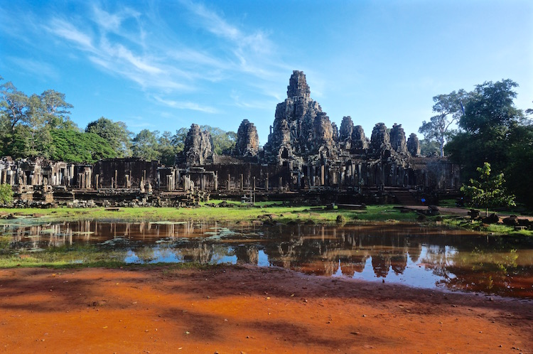 Tips on Visiting Angkor Wat - Bayon