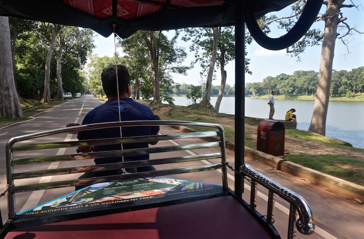 Tips on Visiting Angkor Wat - Tuk Tuk