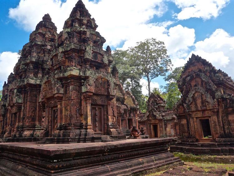 Tips on Visiting Angkor Wat - Banteay Srei