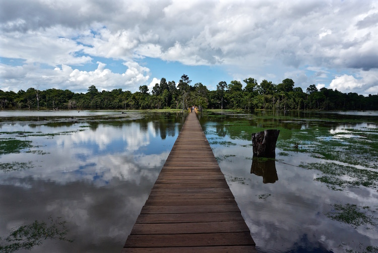 Tips on Visiting Angkor Wat - Neak Pean