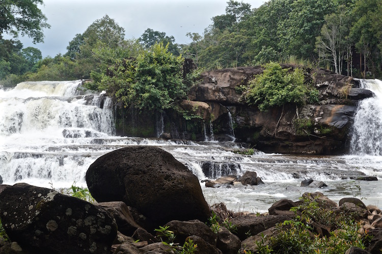 Bolaven Plateau - Tad Lor Waterfall