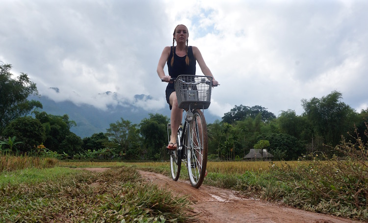 Mai Chau Valley - Cycling