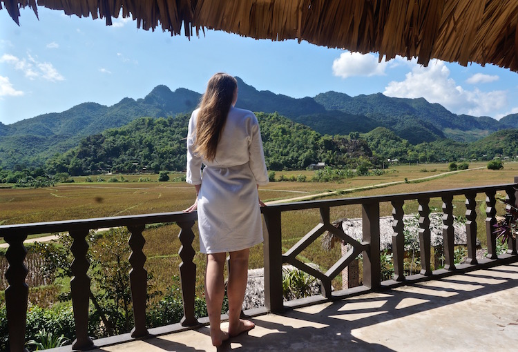 Vietnam Travel Tips - Phong Nha - Mai Chau Valley - Mai Chau Ecolodge