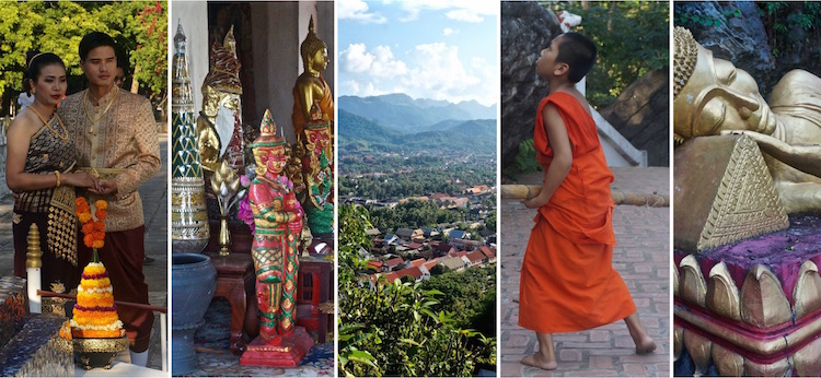 Responsible Tourism in Luang Prabang - Around the City