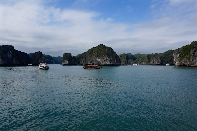Vietnam Backpacker Hostels - Halong Bay