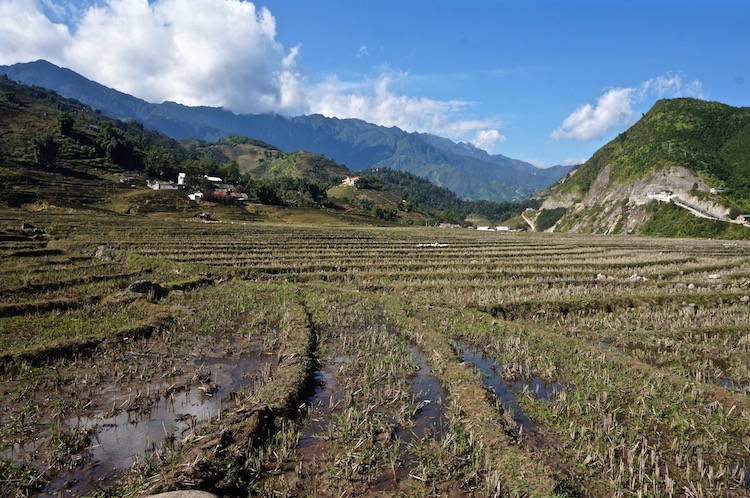 Sapa Trek and Homestay With Vietnam Backpacker Hostels - Scenery