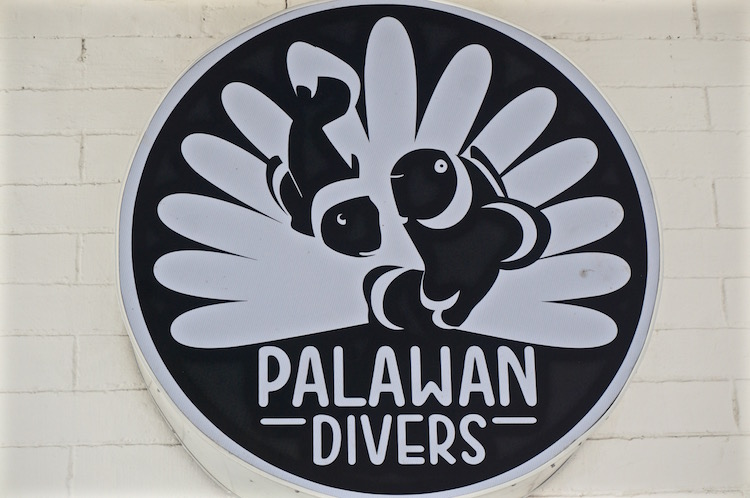 Scuba Diving in El Nido with Palawan Divers - Palawan Divers Logo