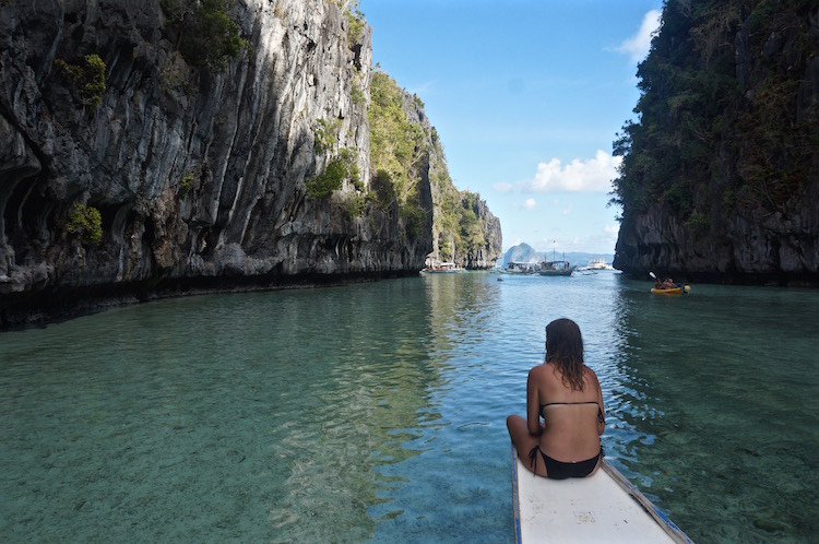 Island Hopping in El Nido - Big Lagoon Tour A