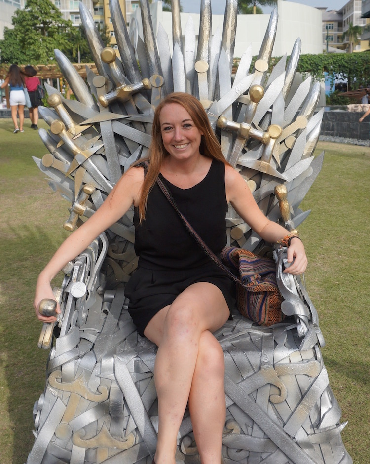 Great British Festival in Manila - Game of Thrones